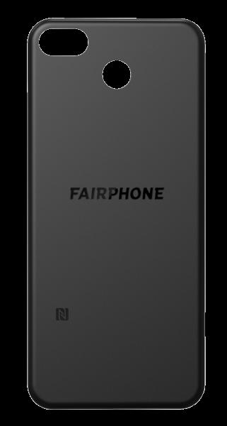 Fairphone 3 Rückabdeckung+ schwarz
