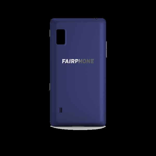 Slim Cover für Fairphone 2 - Indigo