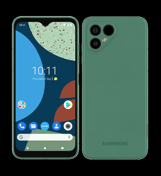 """Fairphone 4 (Grün, Dual SIM, 6.3"""", 256GB, 5G)"""