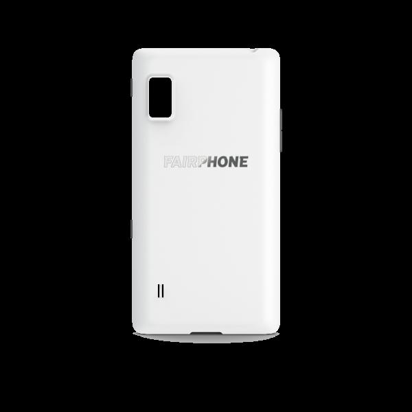 Slim Cover für Fairphone 2 - Weiss