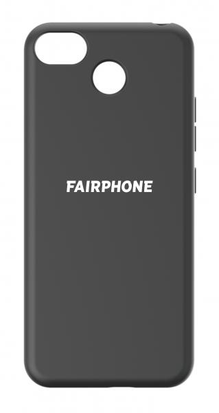 Fairphone 3 Schutzhülle (schwarz)