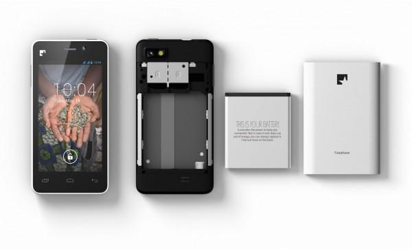 Fairphone 1 Ersatzteile